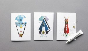 flashing-card-set-merry-resistivities-materialien