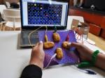 Bauanleitung: Pac-Man spielen mit MaKey MaKey