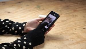Touchscreen Handschuh-Beitragsbild