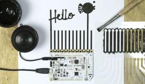Erste Schritte mit dem Touch Board-Beitragsbild