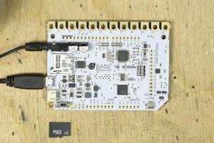 Die microSD Karte wurde herausgenommen