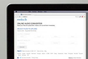 Der Audio Converter