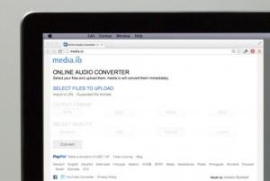 Der Audio Converter