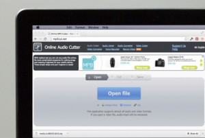 Der Online MP3 Cutter