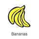 Die Bananen-Figur von Scratch