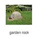 """Das Bühnenbild """"garden rock"""""""