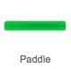 """Eine """"Paddle""""-Figur von Scratch"""