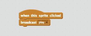Das Skript, damit der Affe weiß, dass er spielen soll