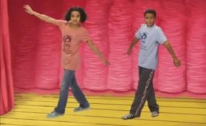 Tanz und Musik mit Scratch-Beitragsbild