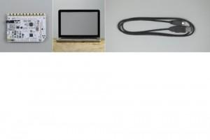 Materialien von Touch Board-Treiber installieren