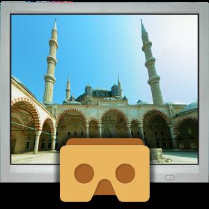 Sites in VR-Logo