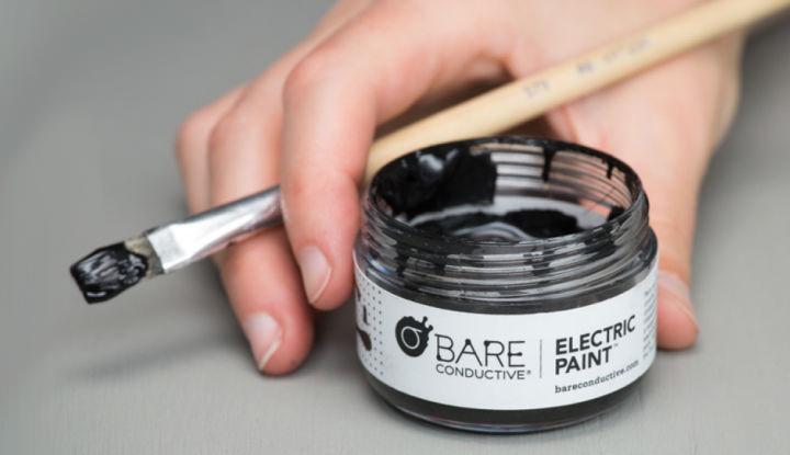 5 Dinge, die Du mit 50 ml elektrisch leitfähiger Farbe machen kannst-Beitragsbild