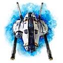 Minos Starfighter VR - Logo