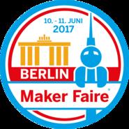 Logo der Maker Faire Berlin 2017