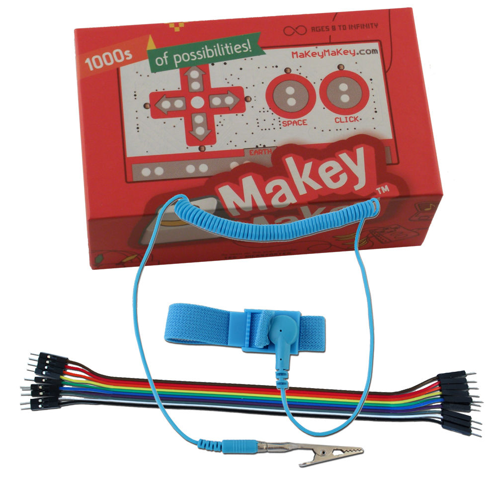MaKey MaKey Kit mit Anfänger-Bundle